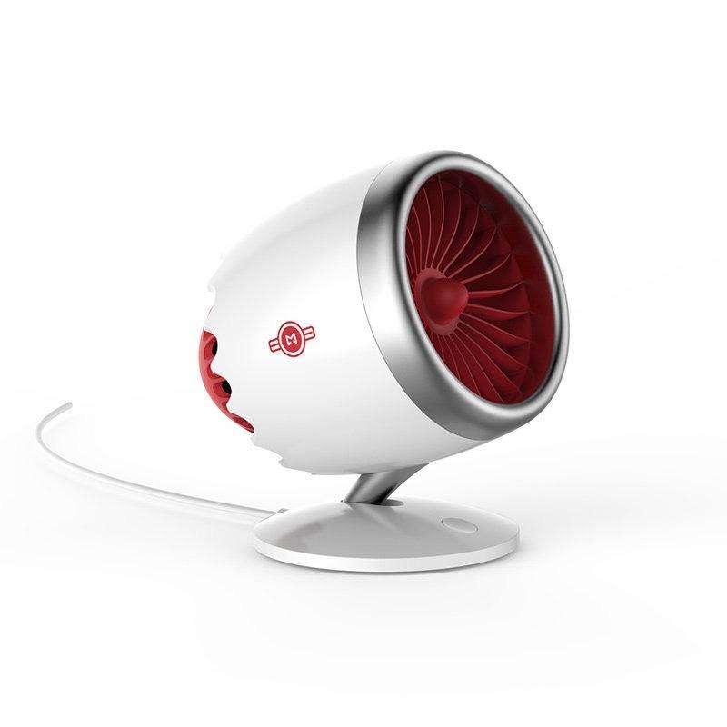 迷你小风扇可爱迷你便携办公室宿舍USB解暑风扇